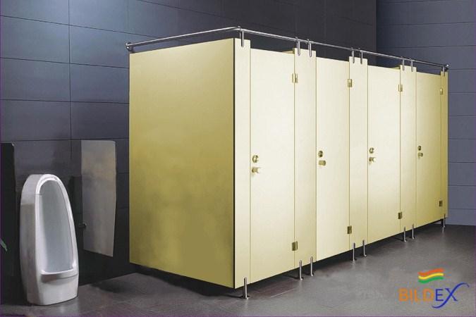 Туалетную кабинку своими руками 83